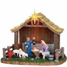 Lemax Decoration 'Nativity' Stable,Christmas Decorating, Battery not inc. (3xAA)