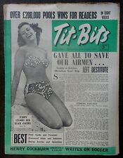 Tit-Bits 27th October 1951 EUROPE CENSORS OUR BEACH CLOTHES