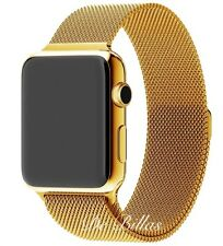 24K Gold Plated Apple Watch Service - No Watch Included