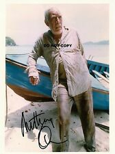 ANTHONY QUINN 8X10 AUTHENTIC IN PERSON SIGNED AUTOGRAPH REPRINT PHOTO RP