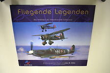 Buch Fliegende Legenden Die Oldtimer der Shuttleworth Collection