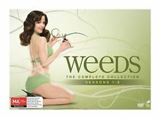 Weeds: The Complete Collection - Seasons 1 - 8 (22 Discs) NEW R4 DVD