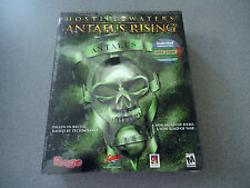Hostile Waters: Antaeus Rising  WIN 95/98/2000/Me  CD-ROM  NIB   NEW