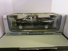 WELLY 1/18 BLACK 1999 FORD F150 4X4 SPORT NEW IN BOX DISCONTINUED *READ*