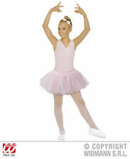 Childrens Pink Ballerina Tutu Fame Dance School Fancy Dress - One Size