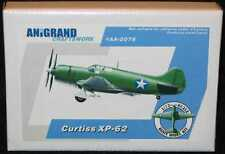 Anigrand 1/72 CURTISS XP-62 Fighter Prototype with B-29 Engine
