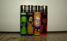 ACCENDINI CLIPPER MONSTERS - Design GUY ROSS 2014 - CLIPPER LIGHTERS - MECHEROS