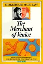 The Merchant of Venice Shakespeare Made Easy