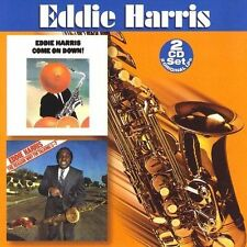 Come on Down!/The Reason Why I'm Talking S--t by Eddie Harris (CD, Mar-2006,...