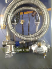 BBQ Conversion Kit  with Natural Gas Regulator  Use Natural Gas