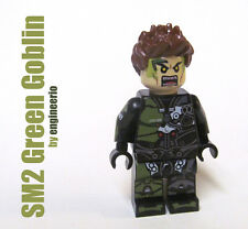 LEGO Custom - Green Goblin - Amazing Spiderman 2 movie Marvel Super heroes