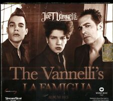 Joe T Vannelli - Supalova in the house CD (new album/sealed)