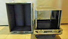 Anvil 10U Case-in-Case Shockmounted ATA Rack Case Shock Transport Road