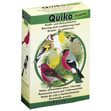 Bird Natural Diet Food with Seeds for European Fauna Wild Birds - 1Kg by QUIKO