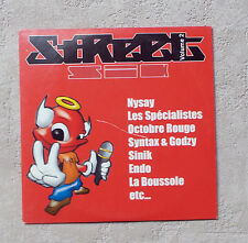 CD / STREET ZIK VOL. 2 CD COMPILATION RAP NYSAY, SINIK, RSP.... 2006