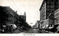 JOPLIN MISSOURI VIEW OF MAIN STREET
