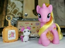My Little Pony G4 ~Cherry Pie~ Pet Mouse Animal Friend Travel Accessories Lot