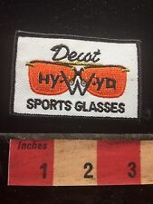 Decot Sports Glasses HY-WYD Patch - Shooting & Sport Glasses 73WY