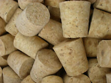 1 x Tapered Cork Bung Stopper Bottle size 20