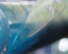 PVC Folie glasklar 0,6 mm, Cabrio, Garden fenster, Abdeckung, transparent.