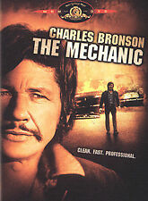 THE MECHANIC DVD Charles Bronson WS & FS