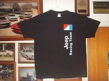 AMC Jeep Racing Team XL tshirt Renegade Comanche Cherokee CJ5 CJ7 XJ 304 360 401