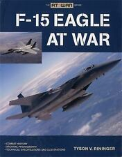 F-15 Eagle at War Rininger, Tyson Paperback