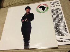 "QUEEN LATIFAH - ALL HAIL THE QUEEN SPANISH 12"" LP SPAIN TROYA 90 HIP HOP"