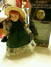 6in Anne of Green Gables Porcelain Doll with stand