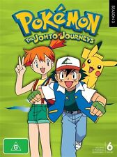 Pokemon: Season 3 - Johto Journeys  - DVD -  Region 4