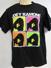 NEW - JOEY RAMONE / RAMONES WARHOL TRIBUTE CONCERT / MUSIC T-SHIRT EXTRA LARGE
