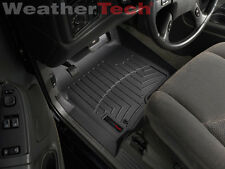 WeatherTech® DigitalFit FloorLiner - 2002-2006 - Chevrolet Avalanche - Black