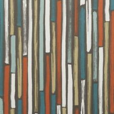Clarke and Clarke Marcelle Autumn Abstract Curtain Upholstery Craft Fabric