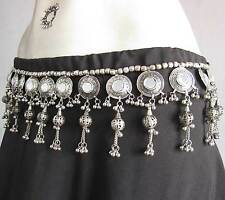 Womens Fashion BELT Hip Scarf Belly dance Costume  Pant Jewelry Kuchi Gypsy Boho