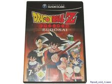 # Dragonball Z Budokai 1 (alemán) Nintendo GameCube/GC juego-Top #