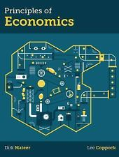Principles of Economics Textbook by Dirk Mateer & Lee Coppock (2015, Hardcover)