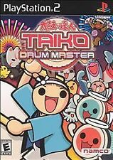 BRAND NEW SEALED PS2 GAME ONLY -- Taiko Drum Master (Sony PlayStation 2, 2004)