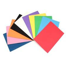 A5 - Assorted Fab Foam 22 x 16 cm Sheets For Crafts and Card Making - 20 Pack