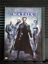 DVD: The Matrix, Like New Free Shipping Snap case.
