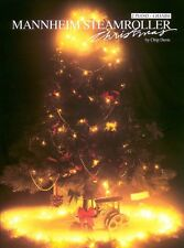 Mannheim Steamroller Christmas Sheet Music Piano Duet Piano Solo NEW 000310450