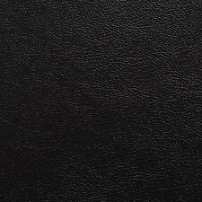 BLACK VINYL UPHOLSTERY FABRIC SNOWMOBILE ATV MOTORCYCLE 4 WAY STRETCH -60 DEGREE
