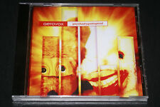 AEROVOX PSYCHOTRYPOTOPICAL CD 2006 NEW SEALED