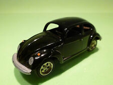METOSUL VW VOLKSWAGEN KAFER - BLACK - 1:43 - GOOD CONDITION