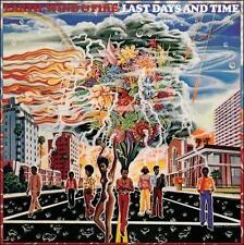 EARTH, WIND & FIRE - Last Days and Time (CD, 1988, Columbia)