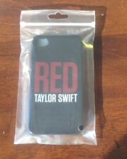 Red Logo, Taylor Swift IPhone case 4S, 4 and Taylor Swift Sound Amplifier