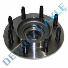 New Front Wheel Hub and Bearing Assembly for 2000 - 2002 Dodge Ram 2500 2WD