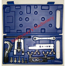 CT278L Flaring and Swaging Tool Kit with A/C 4in1 Wrench and Tubing Cutter