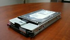 300GB Fibre Channel HP BD30058232 ST3300007FC HDD for Server w/ Tray QTY!