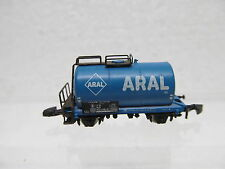 MES-38989 Märklin SpZ Kesselwagen DB Aral sehr guter Zustand,