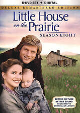 Little House on the Prairie: Season 8 [Deluxe Remastered Edition - DVD + Digital